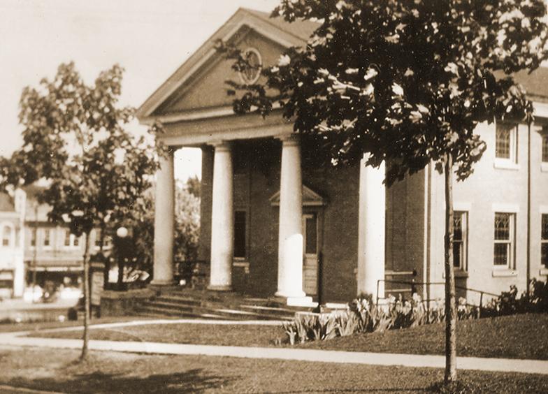Historic Grandin Village History